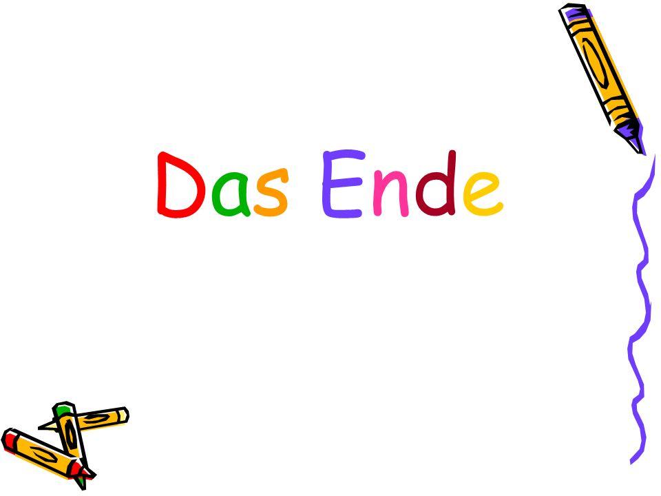 Das EndeDas Ende