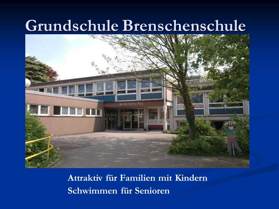 Grundschule Brenschenschule Attraktiv für Familien mit Kindern Schwimmen für Senioren