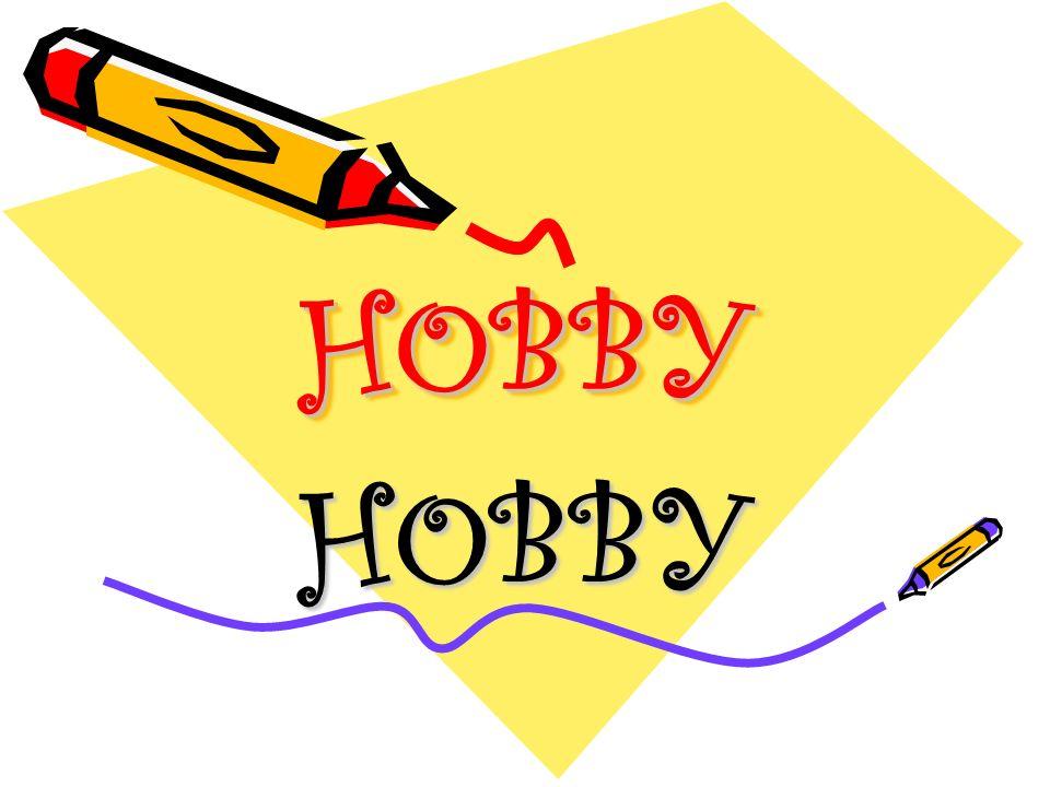 HOBBYHOBBY HOBBY