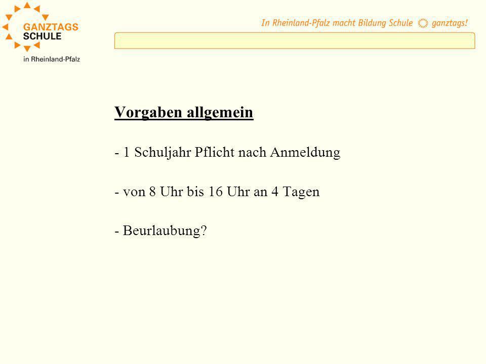 Ganztagsschule als Lern-, Lebens- u.