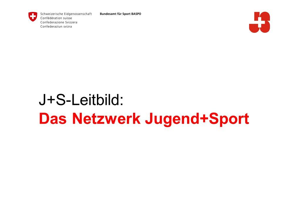 J+S-Leitbild: Das Netzwerk Jugend+Sport