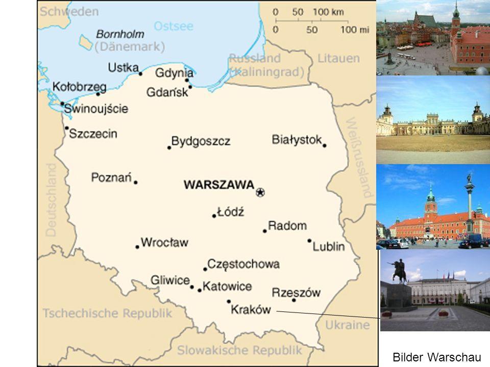 Bilder Warschau