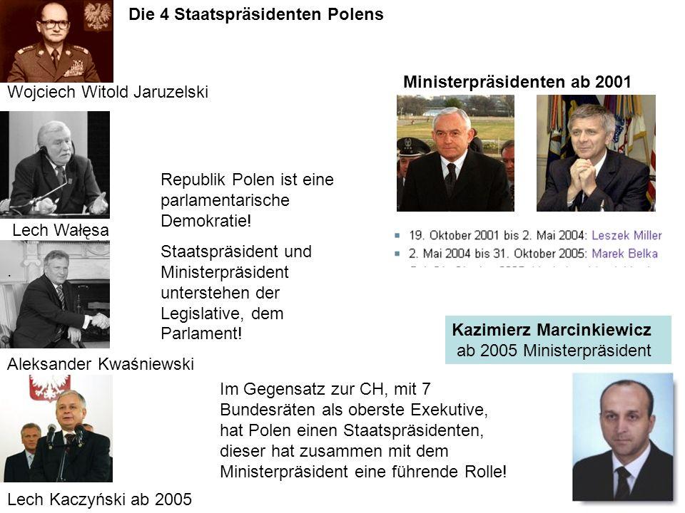 Lech Wałęsa Aleksander Kwaśniewski.