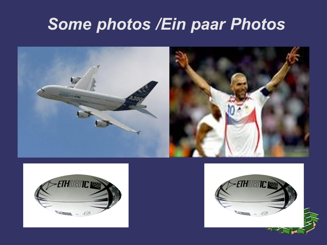 Some photos /Ein paar Photos