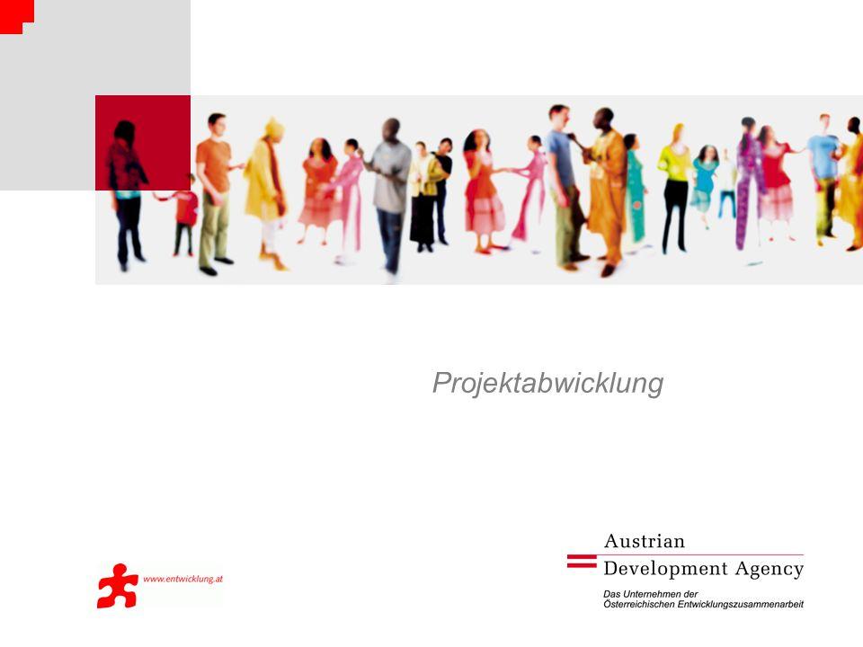 Themenschwerpunkte Aspekte für Themenfindung: Initiative von NRO (right of initiative) ADA fördert Projekte, Wissensaustausch, Koordination und Sichtbarkeit Angebot/Ausschreibung durch ADA Kooperation NRO-ADA Dialog, Transparenz, Kooperation