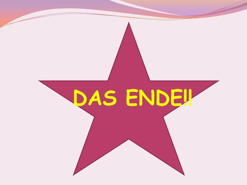 DAS ENDE!!
