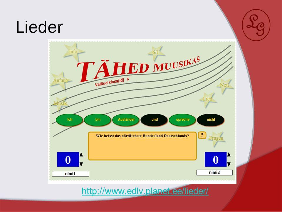 Kein Problem 1 (B-Sprache) www.edlv.planet.ee/deutsch6