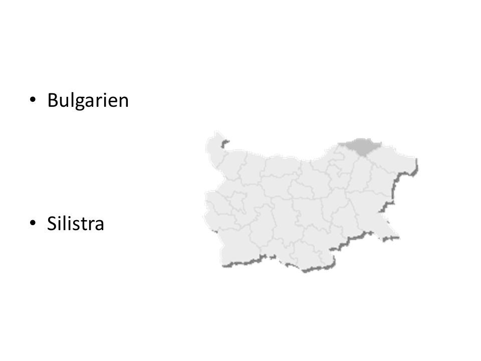 Bulgarien Silistra