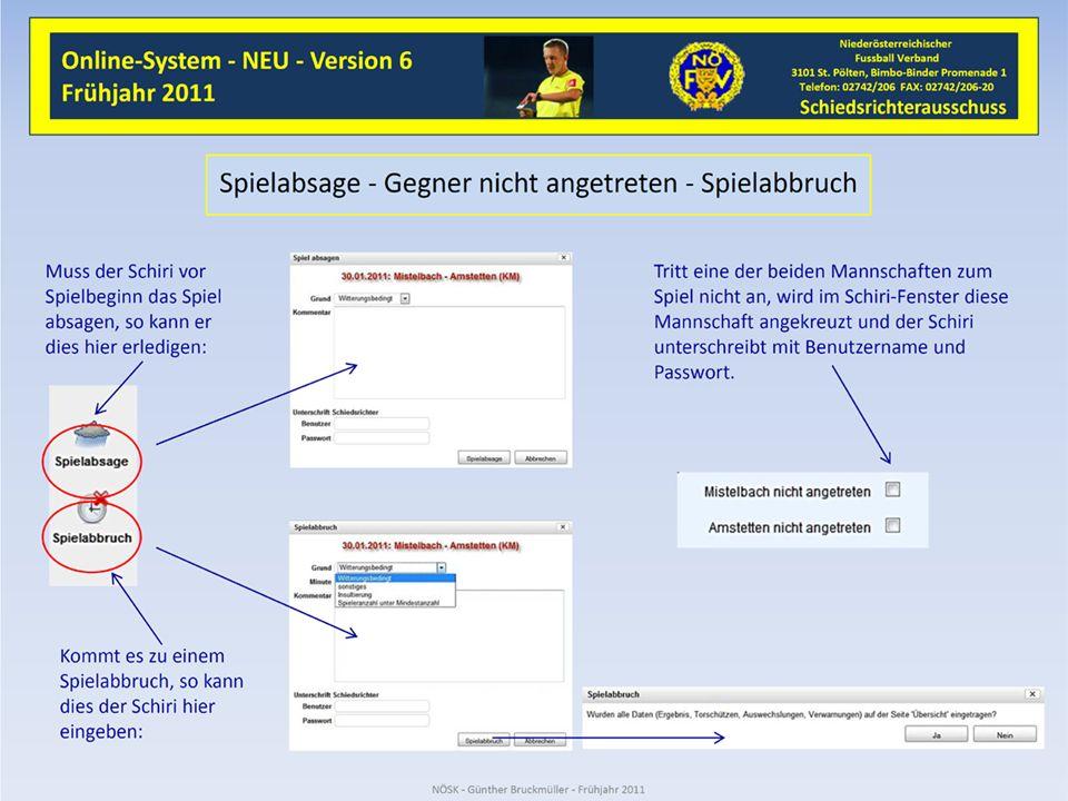 Erstellt: M. Hameter 26 Fußball - Online Einleitung
