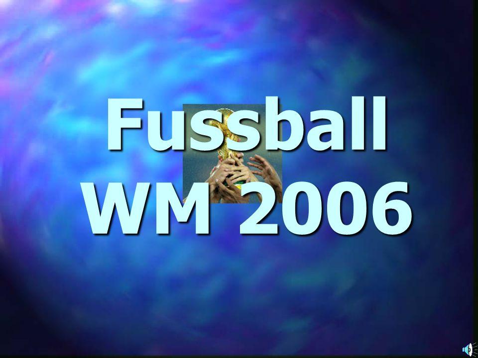 Fussball WM 2006