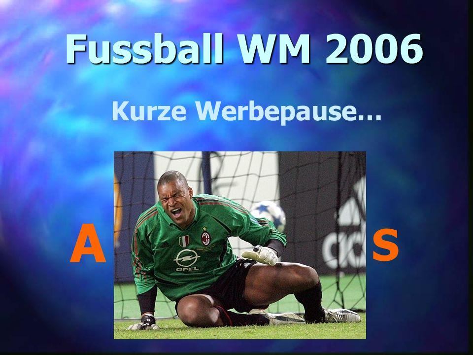 Fussball WM 2006 …sind diese Frisuren WM-tauglich?