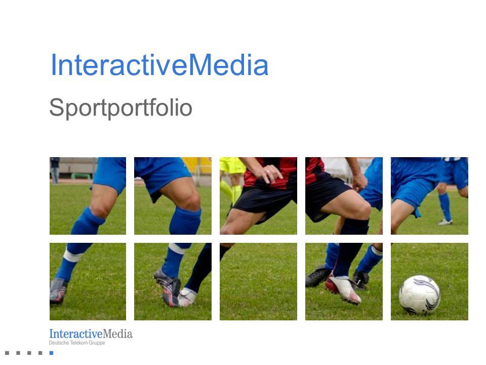 InteractiveMedia Sportportfolio