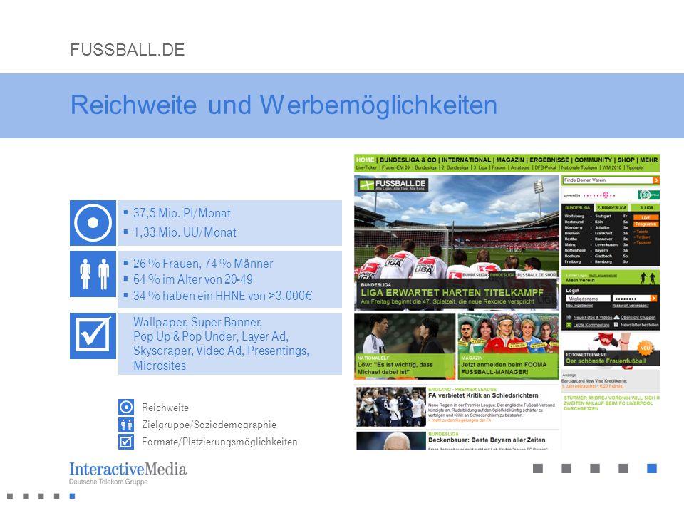 Sport im Internet. Markt- und Nutzungsinformationen. 4