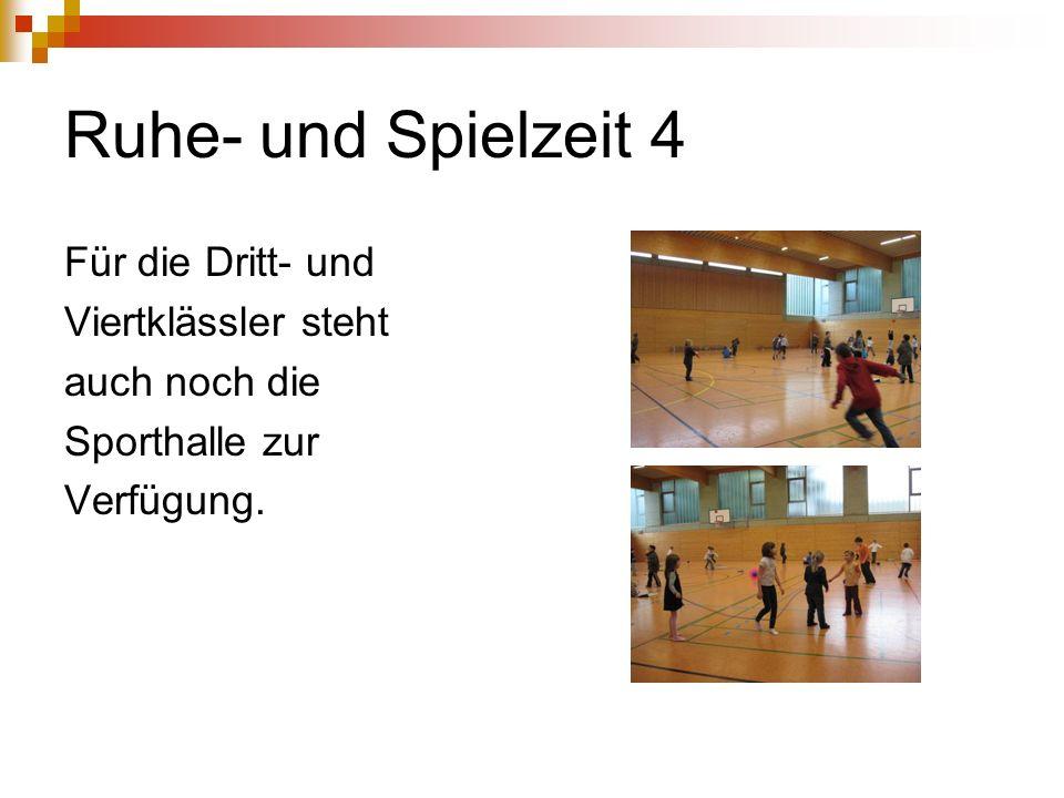 AG-Arbeit Klasse 1 (Frau Göttel)