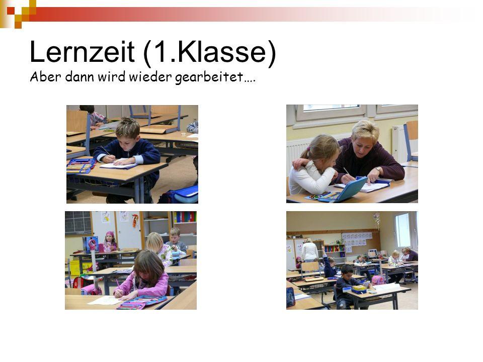 Lernzeit (2. Klasse)