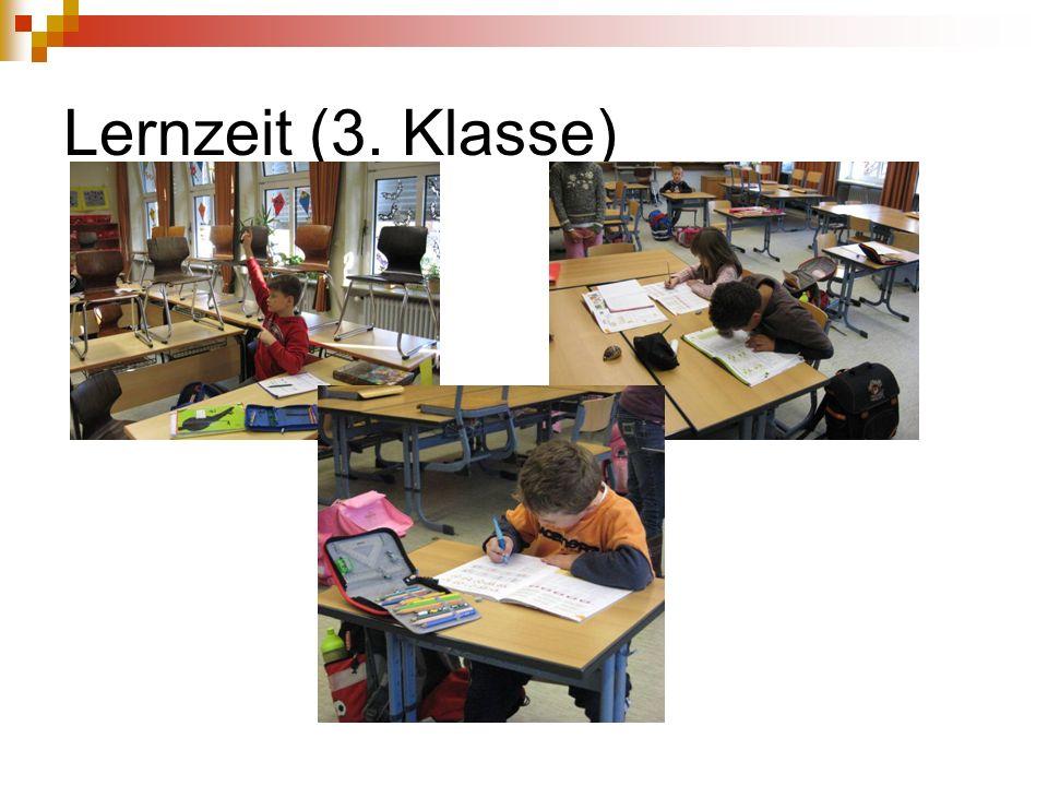 Lernzeit (4. Klasse)