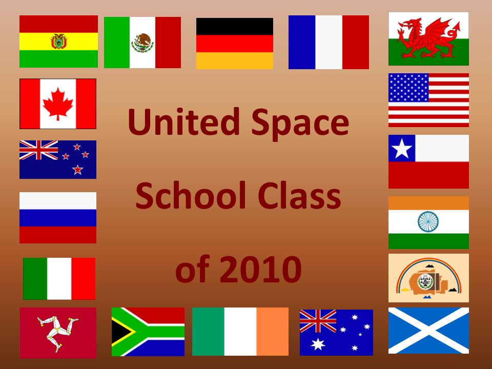 United Space School Class of 2010