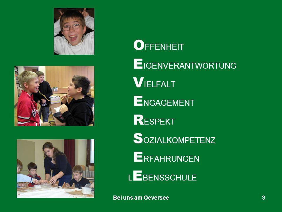 Bei uns am Oeversee4 MEDIATION & PEERS Ältere helfen Jüngeren Konfliktmanagement Nachhilfe Gemeinsame Aktivitäten