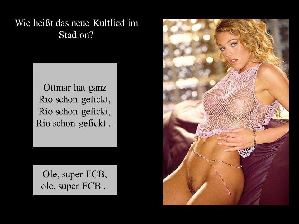 Wie heißt das neue Kultlied im Stadion.Ole, super FCB, ole, super FCB...