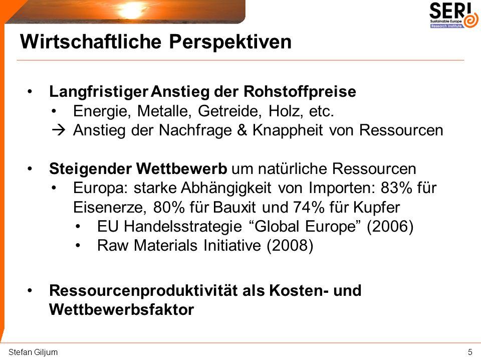 EU Handels- und Industriepolitik More than ever, Europe needs to import to export.