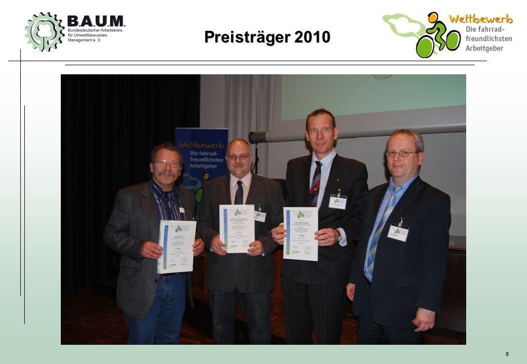 8 Preisträger 2010