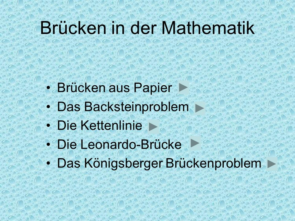 Brücken aus Papier Wettbewerb der Ingenieurkammer Baden- Württemberg Baumaterial: Quadratische Papierblätter vorgegebener Größe, Schnur, Kleber.