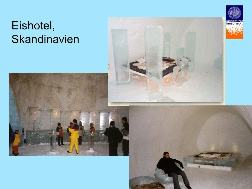 Eishotel, Skandinavien