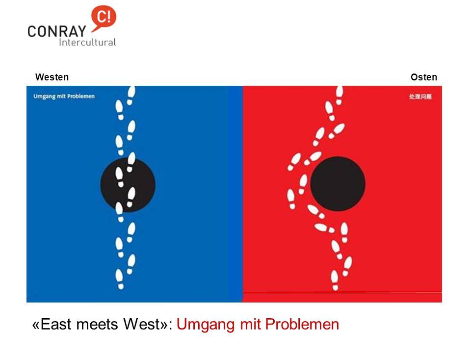 «East meets West»: Umgang mit Problemen WestenOsten