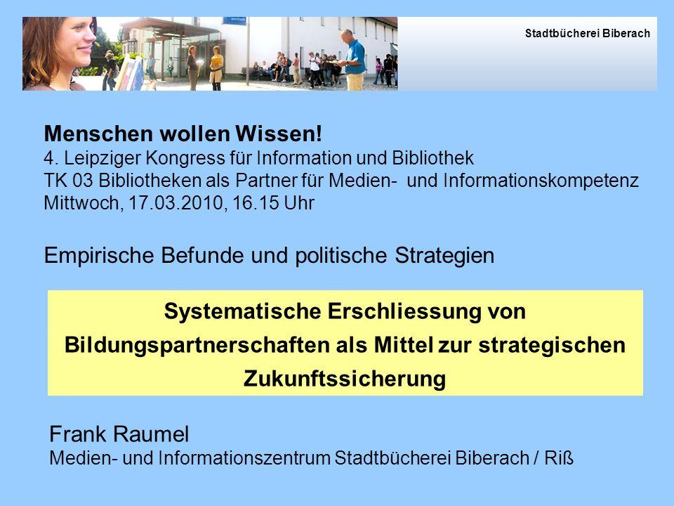 Stadtbücherei Biberach Menschen wollen Wissen.4.