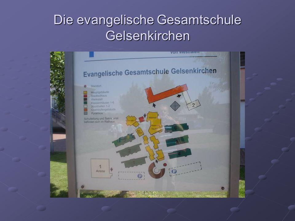 Die evangelische Gesamtschule Gelsenkirchen