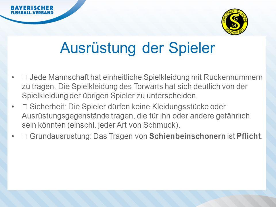 Präsentation beenden Notbremsenregelung mit Torhüter Freistöße Regel 13 - Freistöße