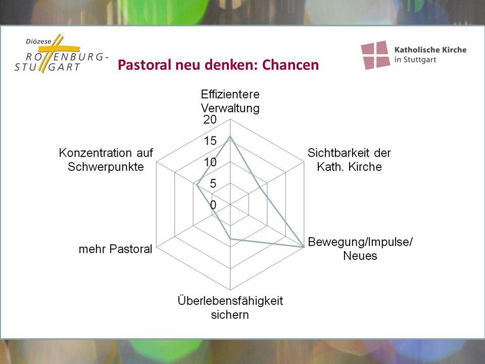 Pastoral neu denken: Chancen