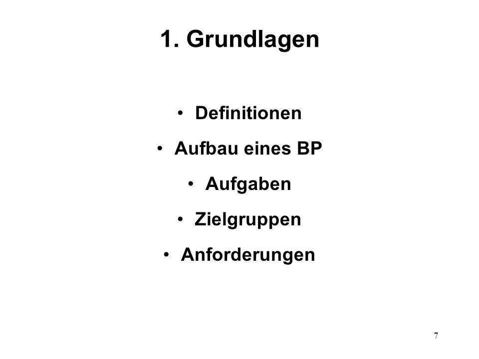 48 3.Quantitative Darstellung des Vorhabens Erfassungsbereich –Eigenkapital vs.