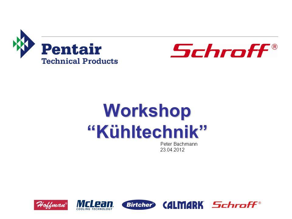 2 © Pentair Technical Products Übersicht 1.Modul A Peter Bachmann 1.1.
