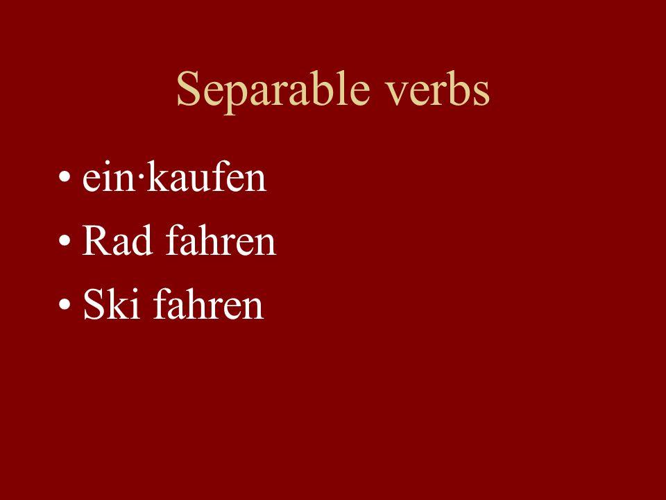 Grammatik Wiederholung stem-changing verbs der-words (definite article) ein-words (indefinite article) gern possessives comparisons