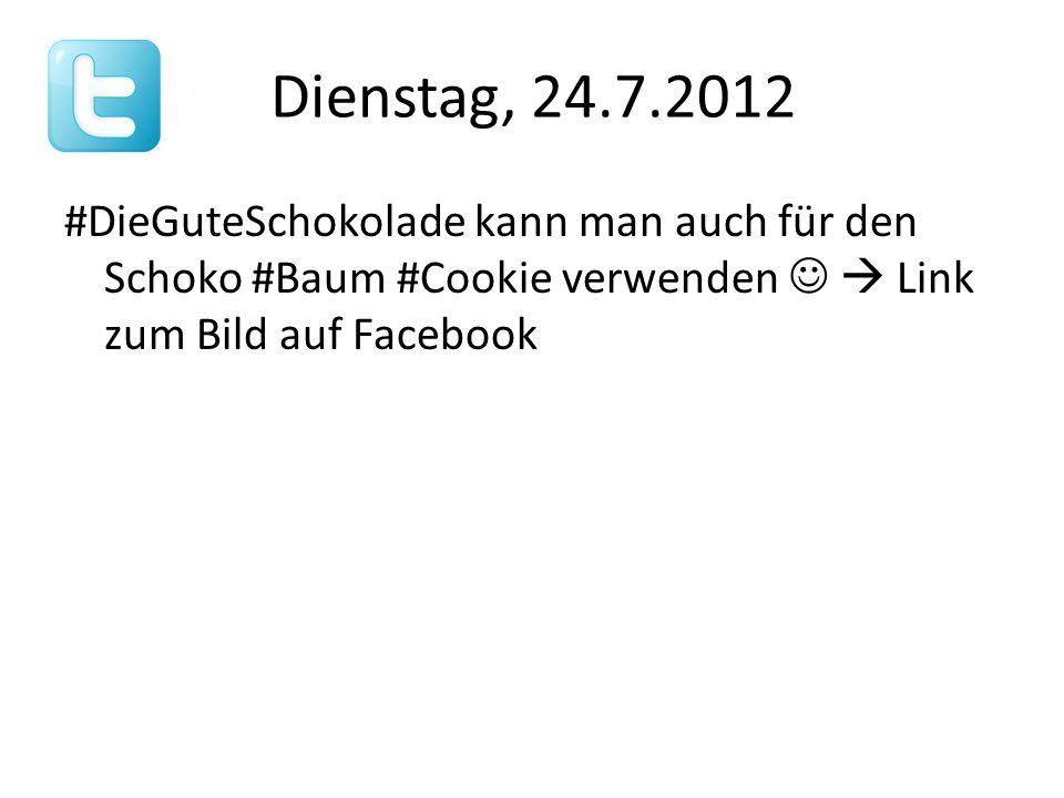 #DieGuteSchokolade kann man auch für den Schoko #Baum #Cookie verwenden Link zum Bild auf Facebook