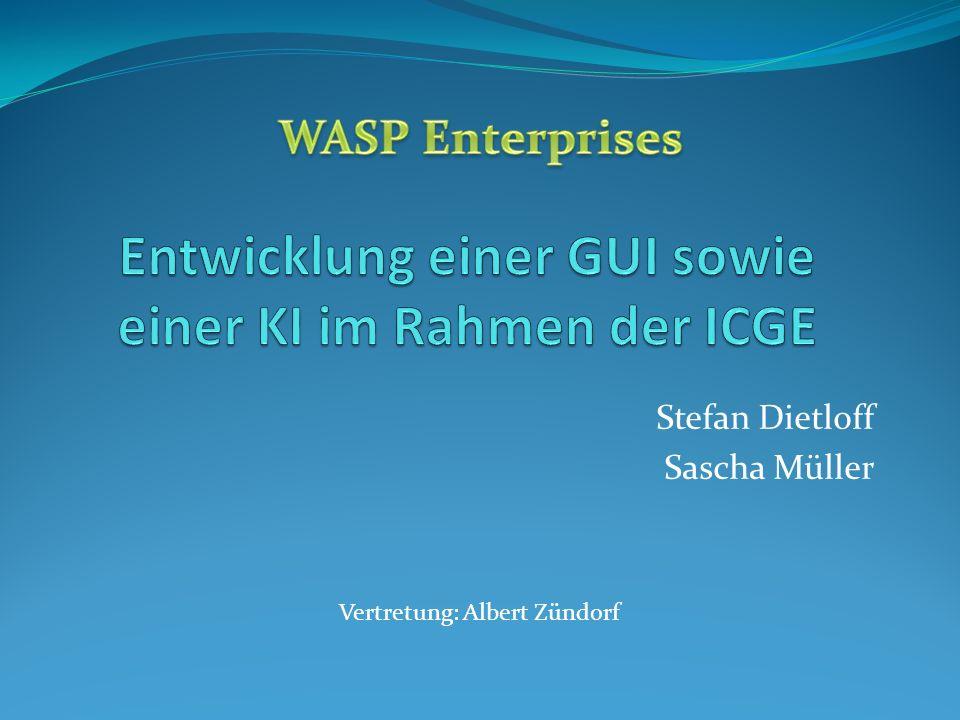 ICG International Conference of Game Engineering Umfeld: Mega Lo Mania Wettbewerb für die beste GUI und KI.