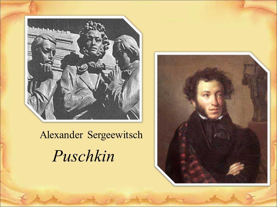 Alexander Sergeewitsch Puschkin