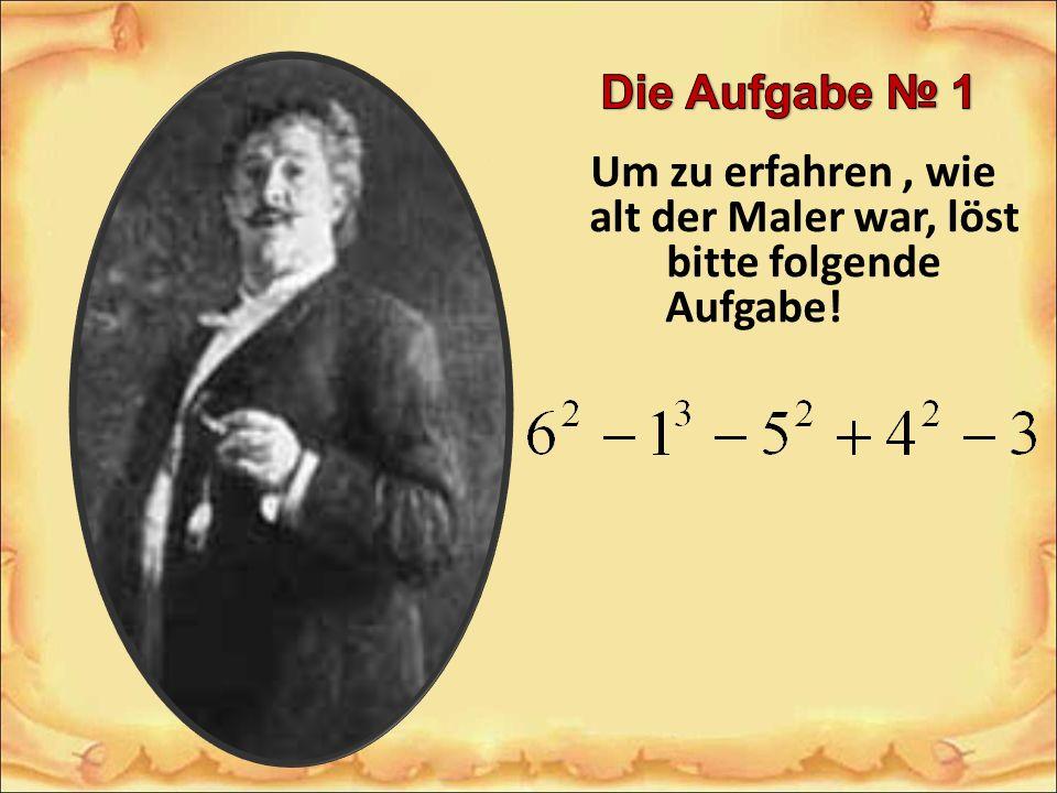 Wem gehört die Redewendung Die Mathematik bringt das Gehirn in Ordnung