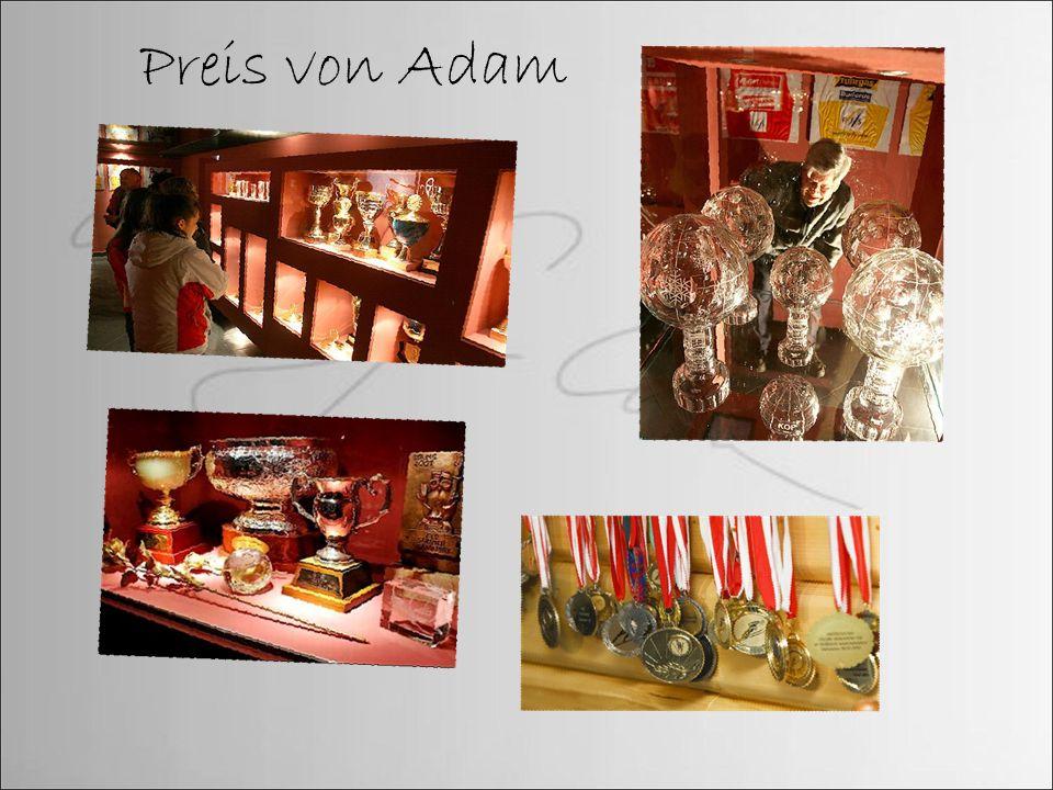 Preis von Adam