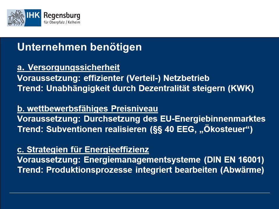 Service der IHK-Regensburg a.