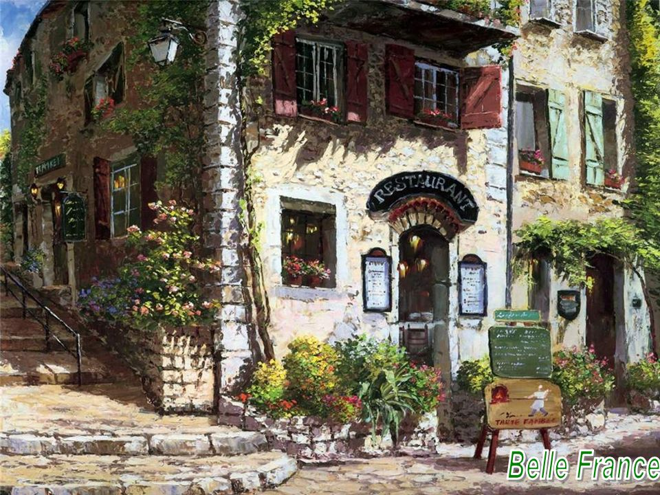 Als er in Europa war, begann Park an zu studieren um seine Vision des Impressionismus und Hyperrealismus voranzutreiben.