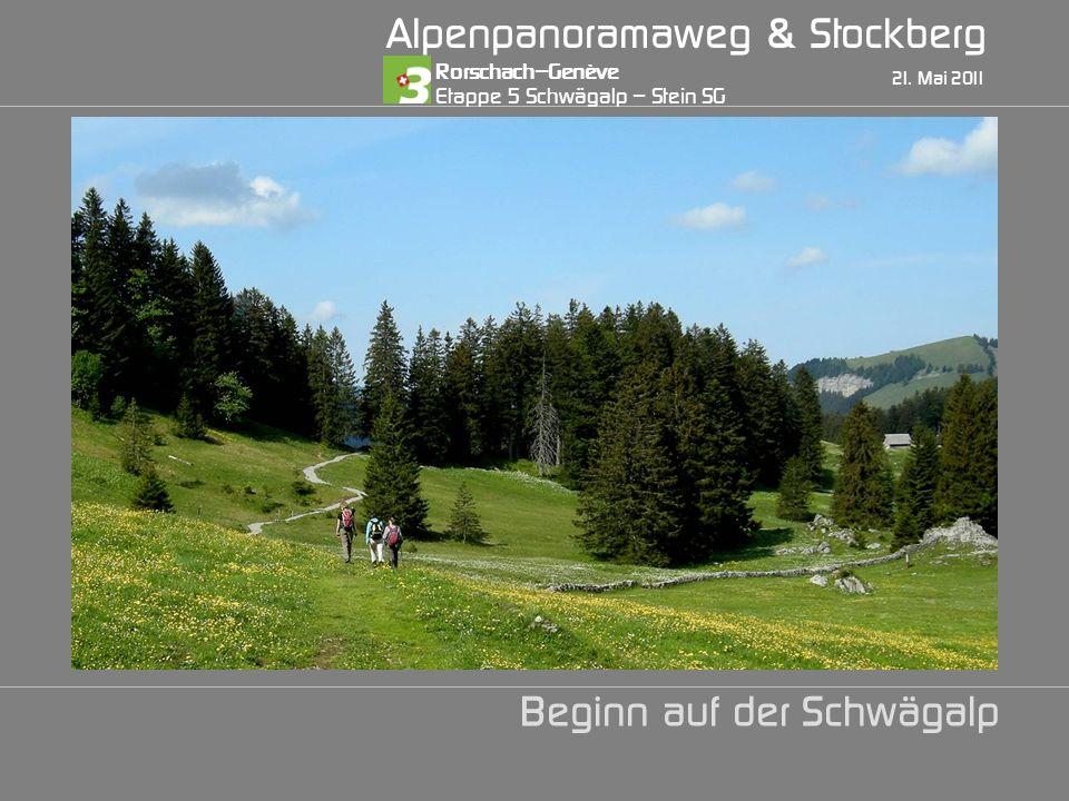 Alpenpanoramaweg & Stockberg 21.