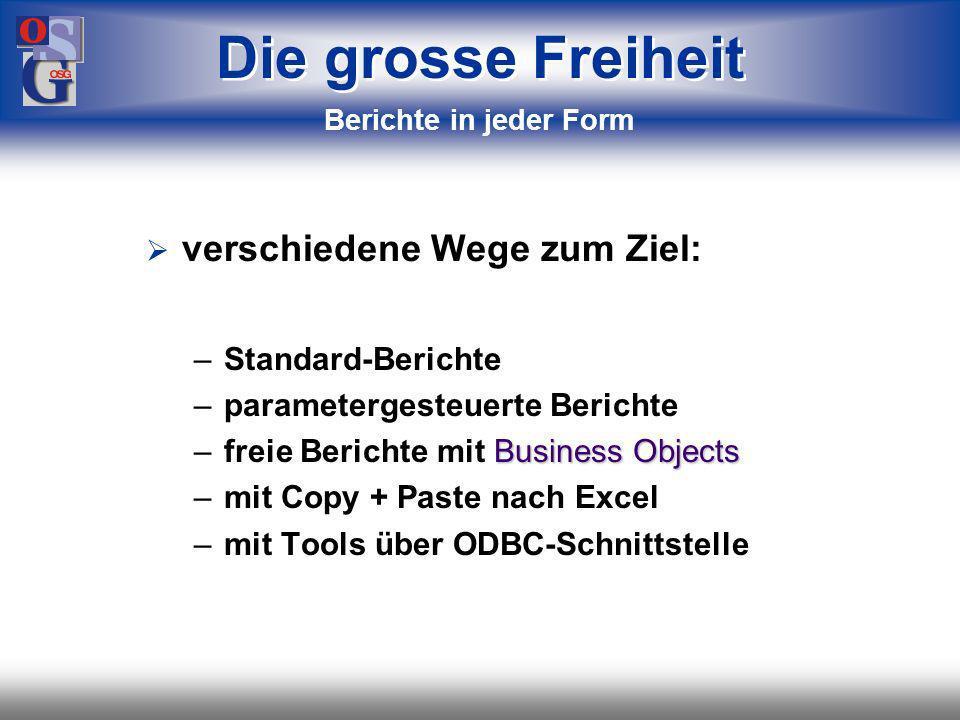OSG 23 Einmalerfassung der Adresse heißt: –weniger Arbeit –geringere Fehlerquote –größere Sicherheit Warum kommt die Rechnung zurück.