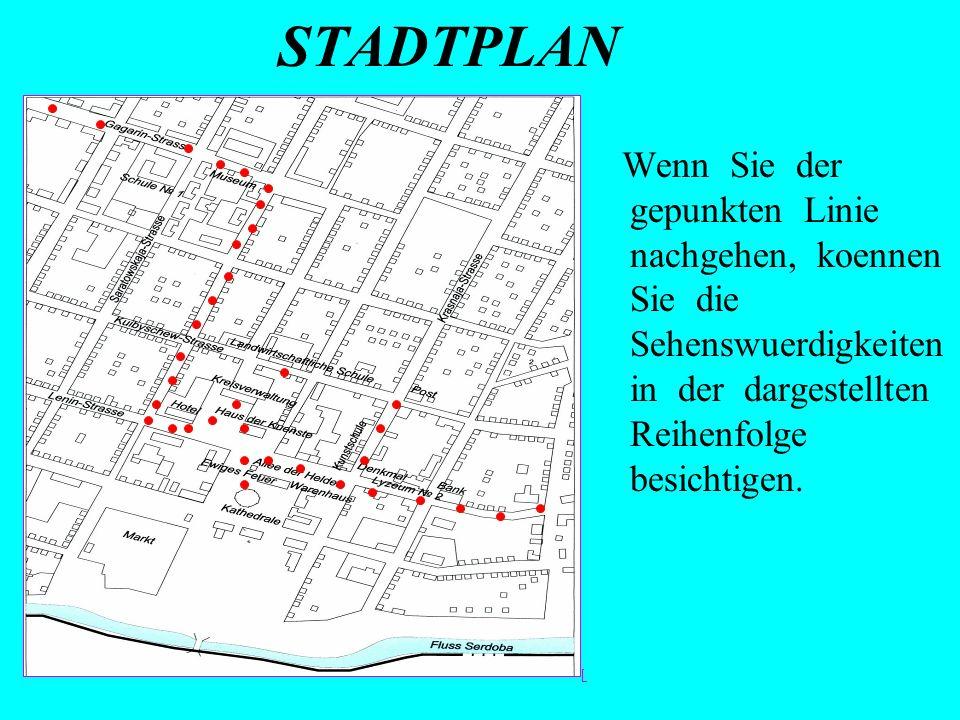 BAHNHOF 1893 begann man den Bau der Eisenbahn in der Stadt.
