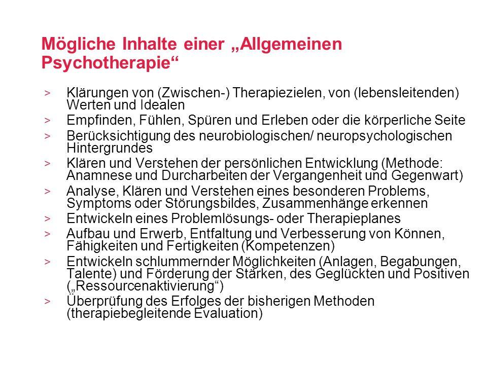 > Klärungen von (Zwischen-) Therapiezielen, von (lebensleitenden) Werten und Idealen > Empfinden, Fühlen, Spüren und Erleben oder die körperliche Seit