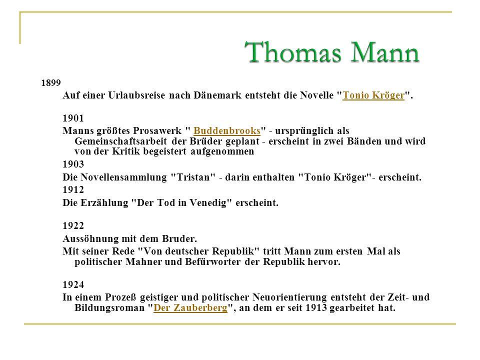 1895 Aufgrund des Erfolgs seiner ersten Veröffentlichung gibt er seine Stellung auf und entschließt sich, als freier Schriftsteller zu arbeiten. 1895/