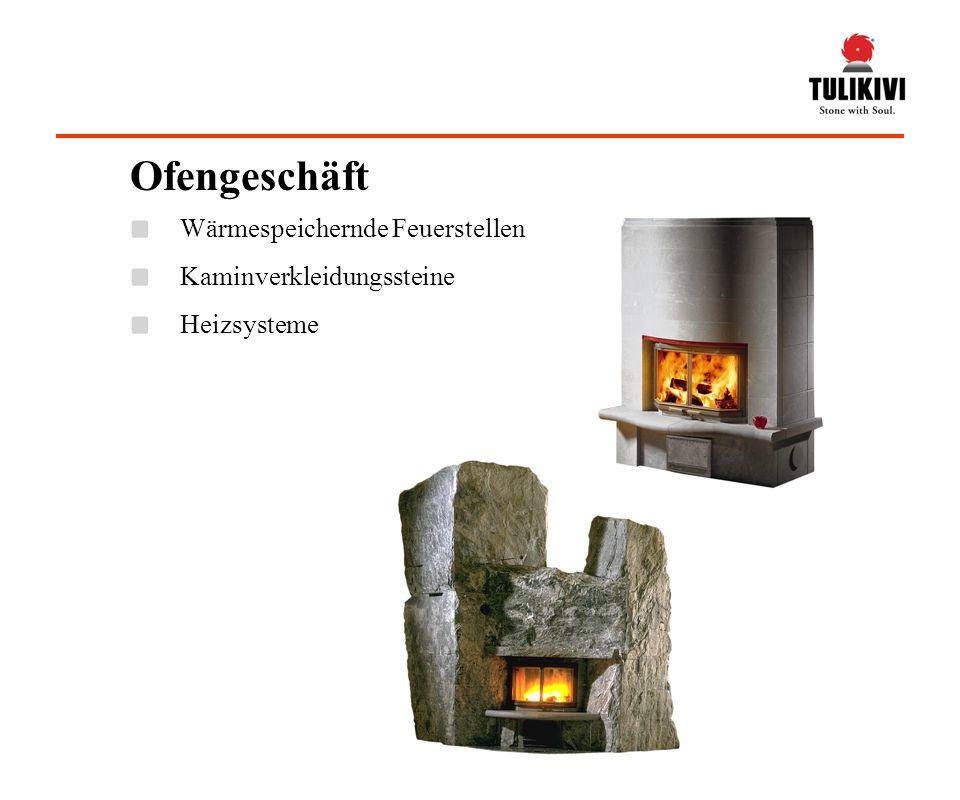 Wärmespeichernde Feuerstellen Kaminverkleidungssteine Heizsysteme Ofengeschäft