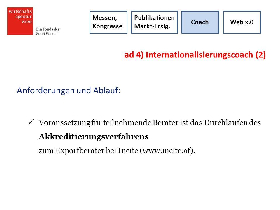 Web x.0CoachMessenPublikationen