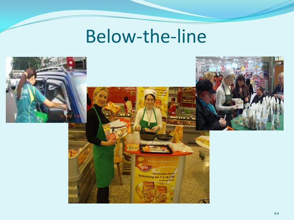 44 Below-the-line l